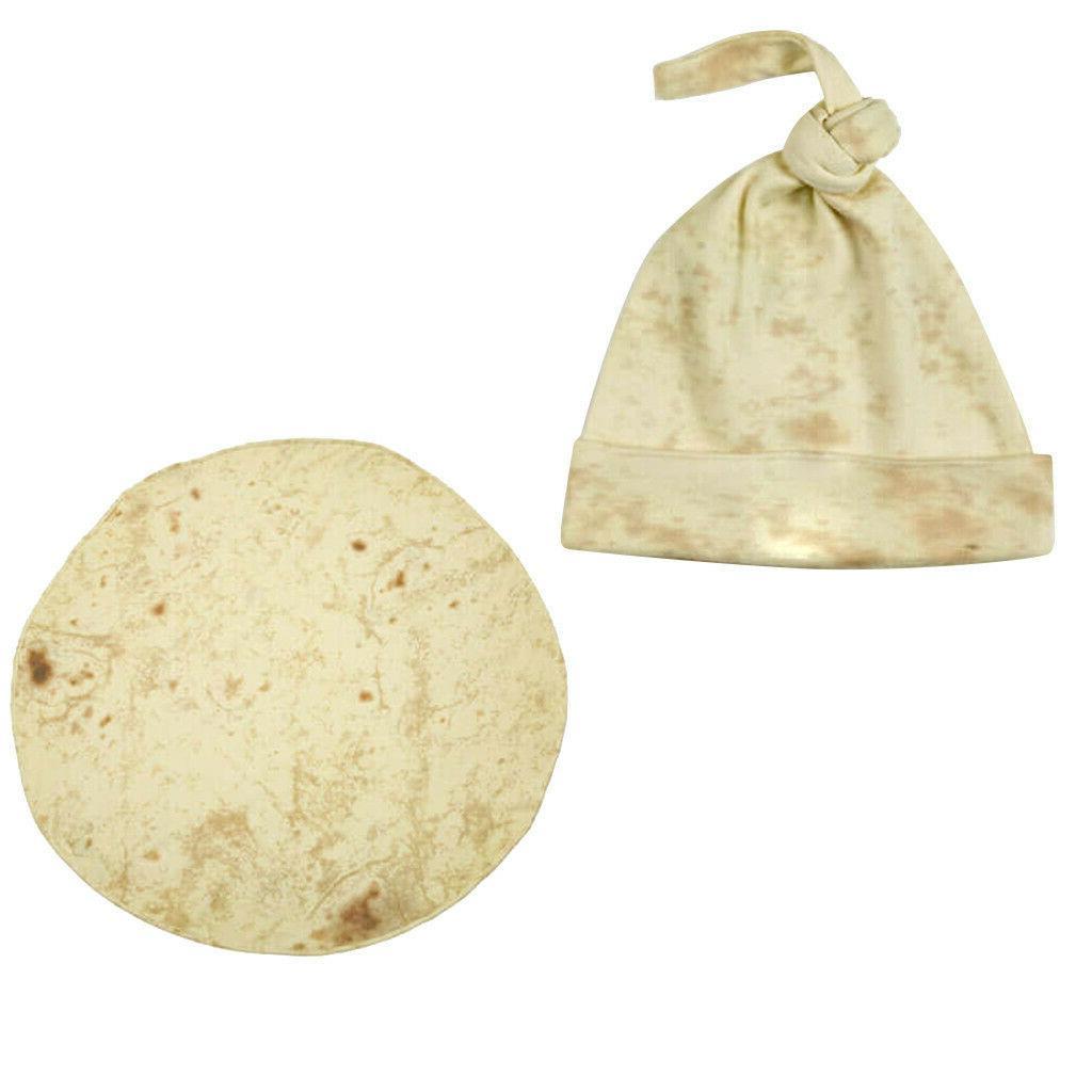 Burrito Round Quilt