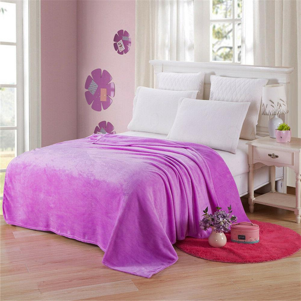 Coral Blankets Blanket Throw Soft