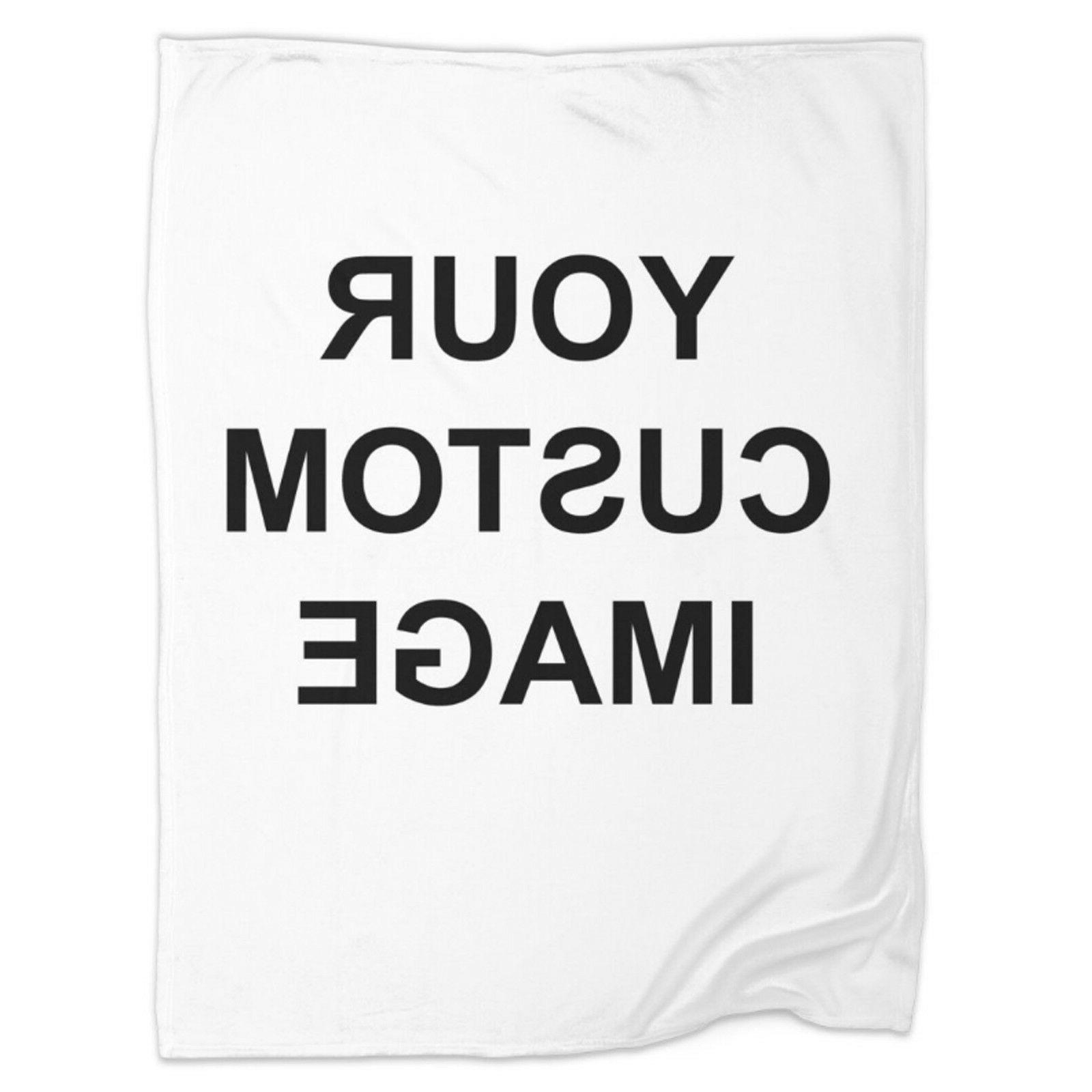 custom blanket custom image throw blanket personalized