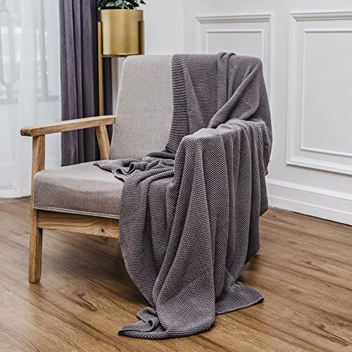 Dark Couch Sofa Chair Home Decorative ,Gray x pounds Come a Washing Bag