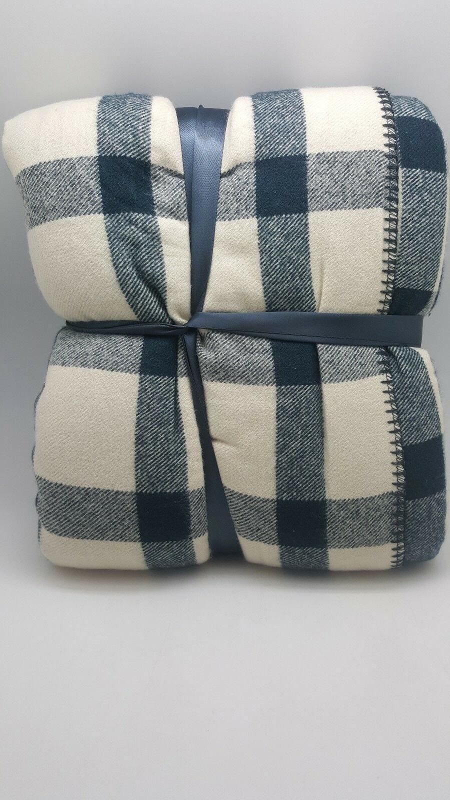 McLeland Design Denim Blue Buffalo Soft