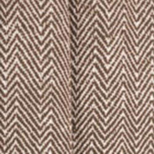 DII Rustic Farmhouse Cotton Chevron Blanket Throw Fringe Chair, Picnic, Camping, Use, 50 x - Brown