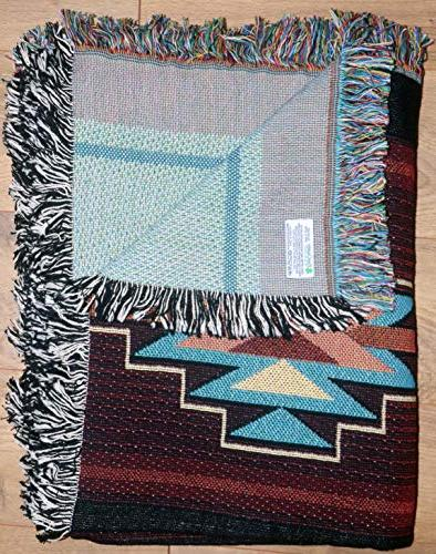 Pure Country Weavers - Esme Southwest Geometric American Throw The USA Cotton Perfect Gift Mother Daughter Him Her