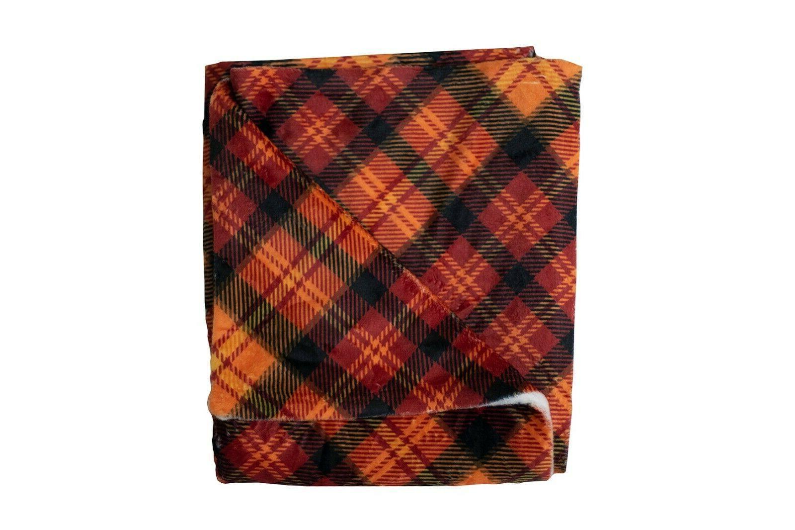Fall Throw Blanket