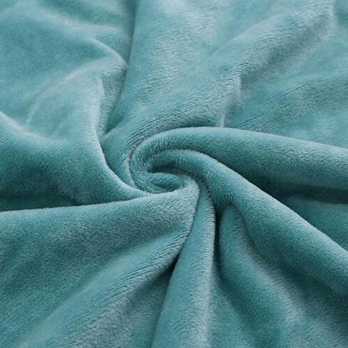 Faux Plush Soft Tie-Dyeing Home