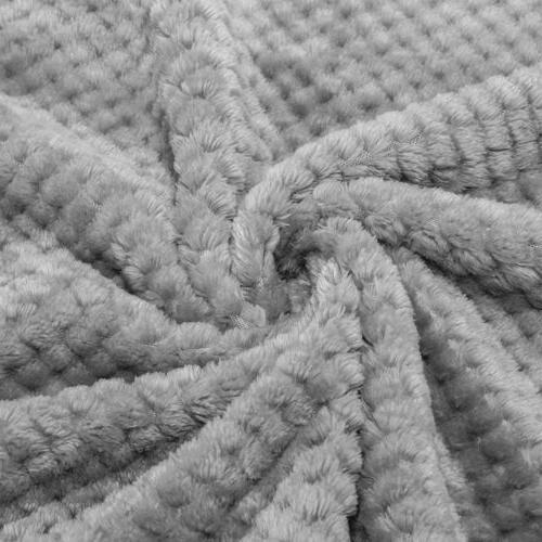 Soft Blanket Silky Lightweight Chair