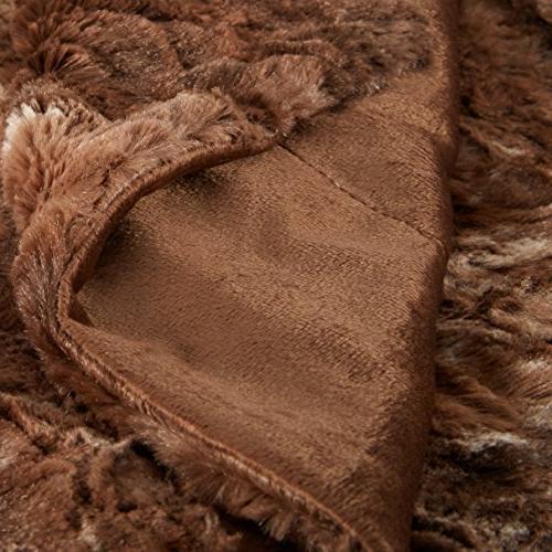 Pinzon Blanket Alpine Brown