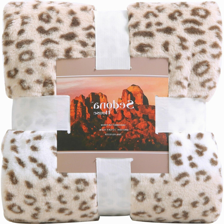 Faux - Leopard Pattern