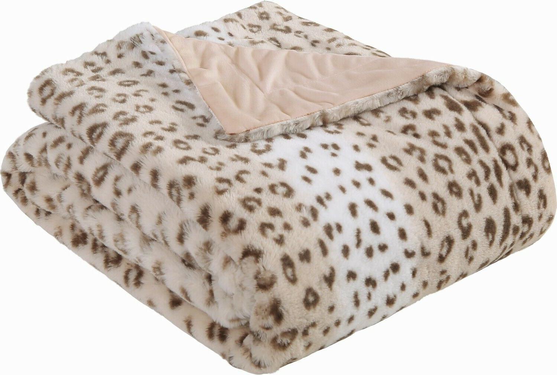faux fur throw blanket soft cozy warm