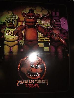 Five 5 Nights Freddy's Fazbear Plush 48X60