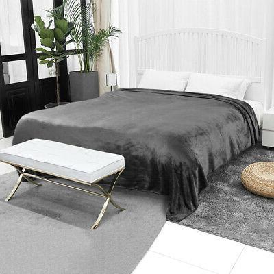 Flannel Microfiber Sofa