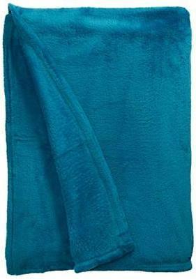 Bedsure Flannel Throw Blanket Lightweight Plush