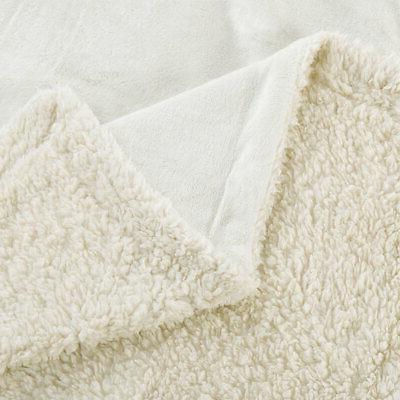 Flannel Fleece Blanket Soft Fabric Lightweight