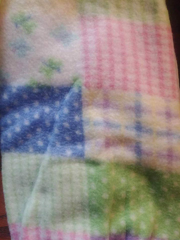 Handmade Baby Blankets Nursery Made with Love U