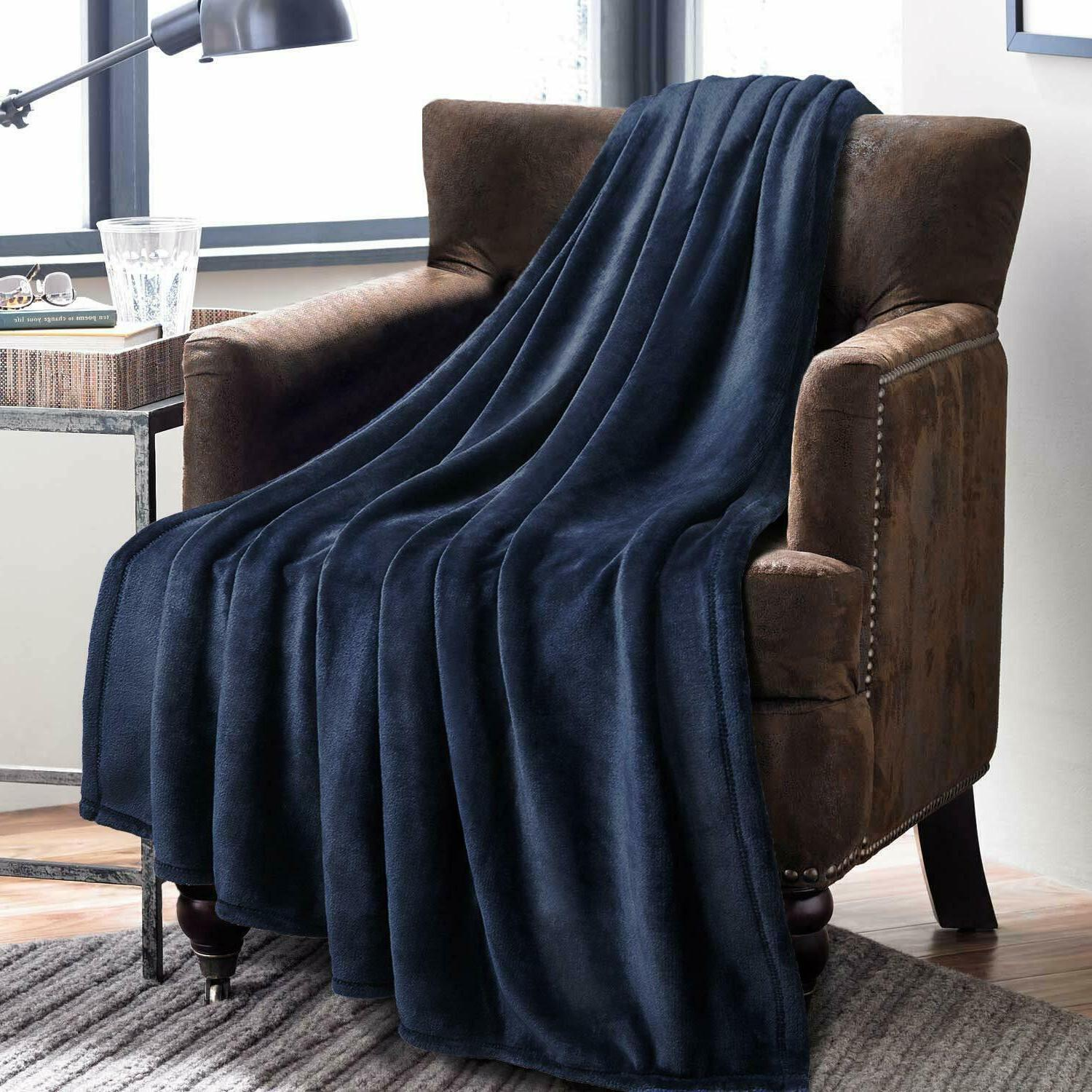 Size Navy Soft Luxury Bed