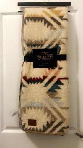 fleece sherpa aztec southwest throw blanket 50