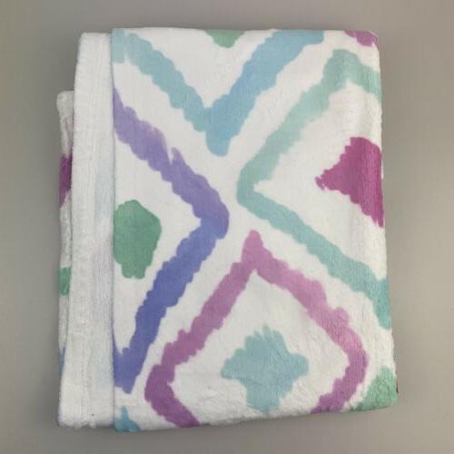 DENY Designs Fleece Blanket 40 x 30 Inches Amy