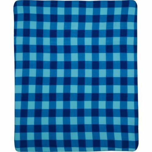 """Northpoint Fleece Blanket 50"""" 60"""" 5"""