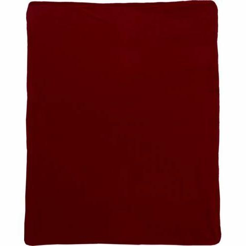 """Northpoint Fleece 50"""" X 60"""" 5 Color"""