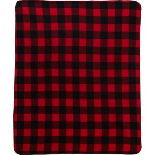 fleece throw blanket 50 x 60 new