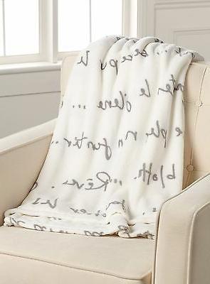french theme parisian style soft throw blanket