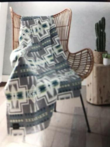 home collection harding luxe multi color throw