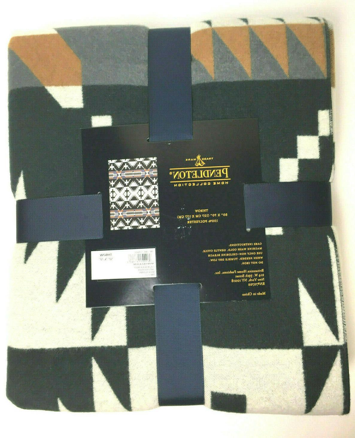 Pendleton Collection Throw Blanket Multi 70""