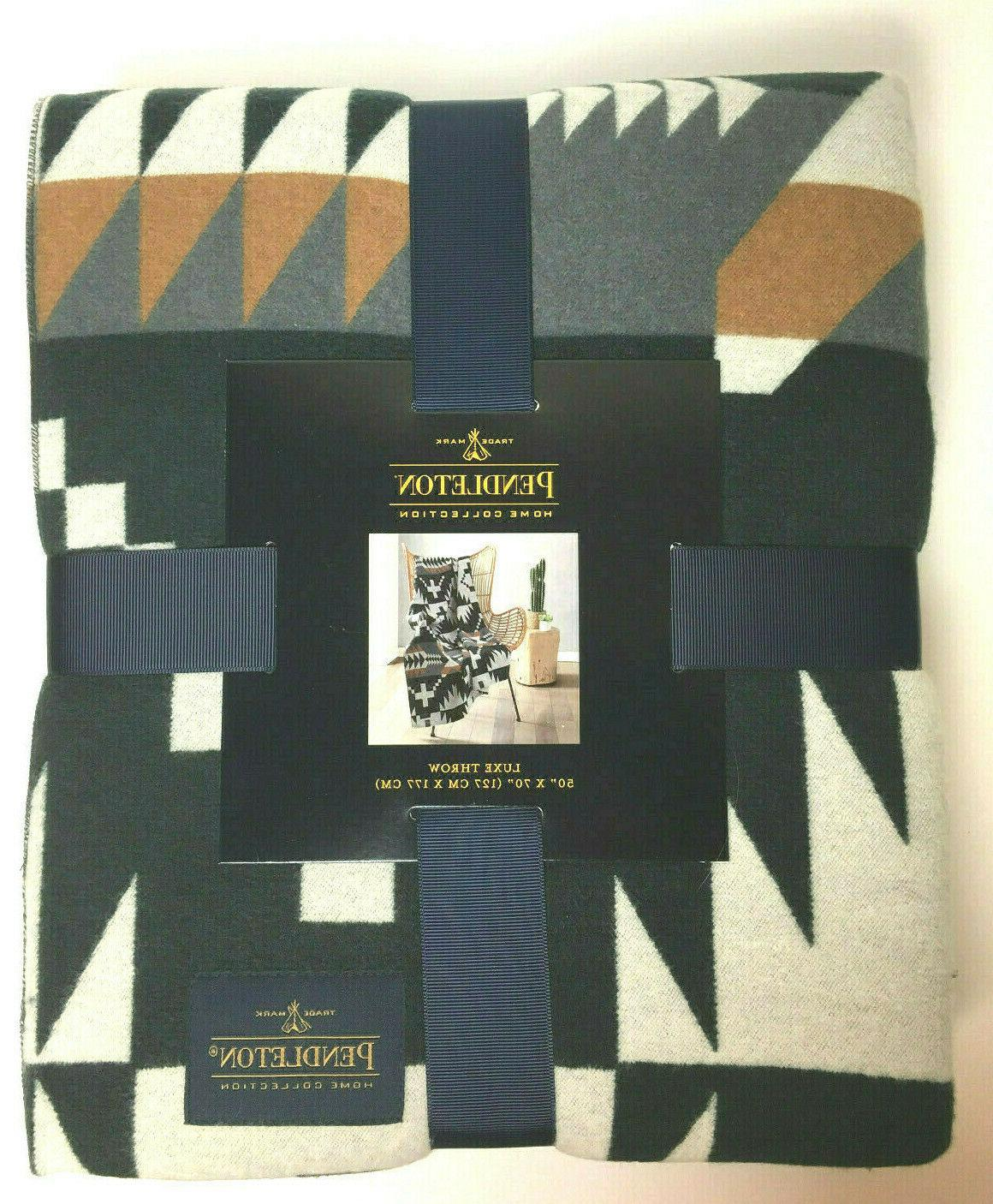 home collection luxe throw blanket spider rock