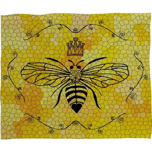 lisa argyropoulos queen bee fleece