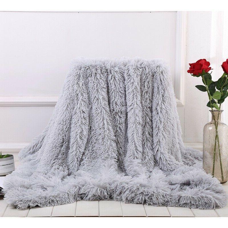 Long Fur Plush Fuzzy