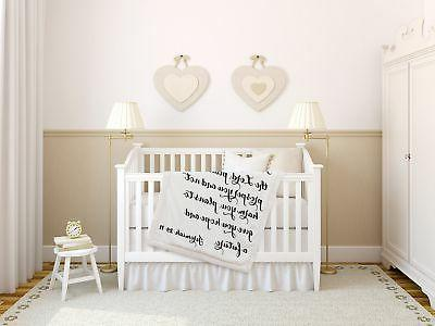 luxuriously soft throw baby blanket