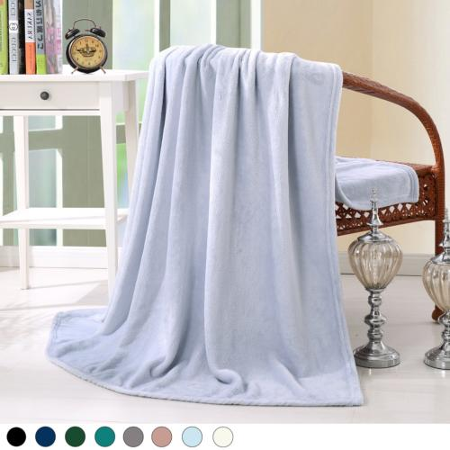 luxury flannel fleece velvet plush throw blanket
