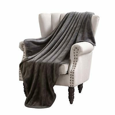 luxury flannel velvet plush throw blanket a