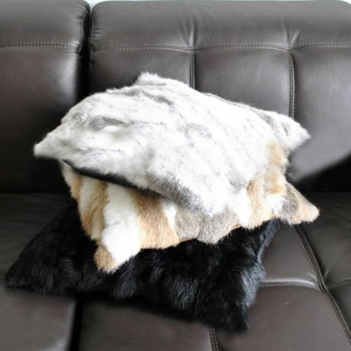 Luxury 100% Real Fur Blanket
