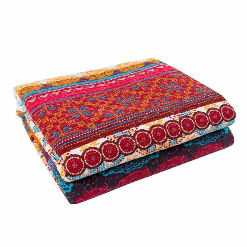 Exotic Boho Throw Blanket 50
