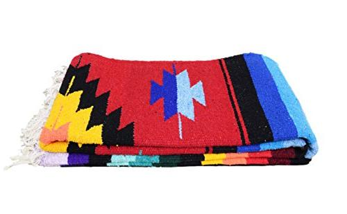 mexican yoga blanket