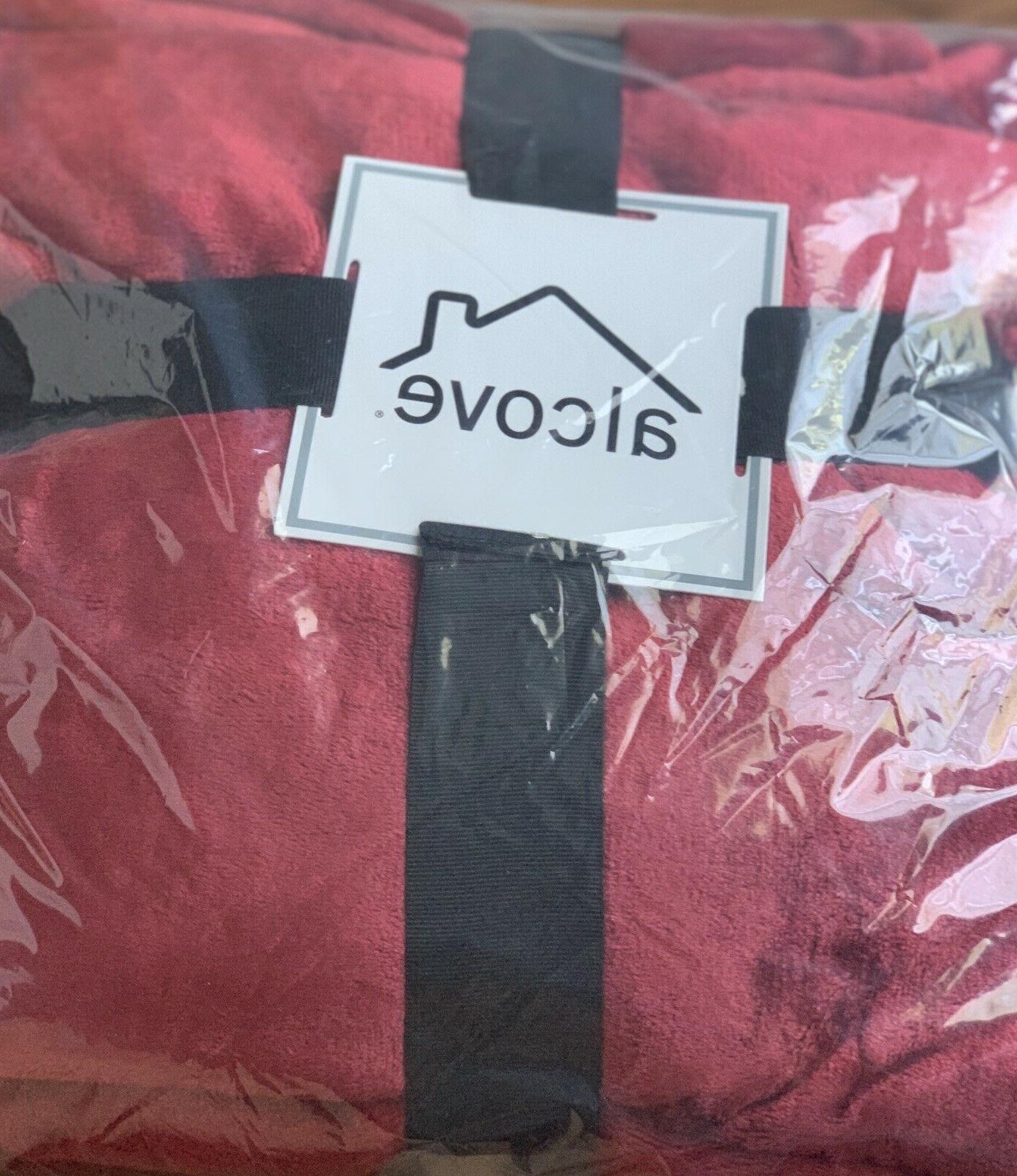Alcove Plush Blanket Soft Multi Colors