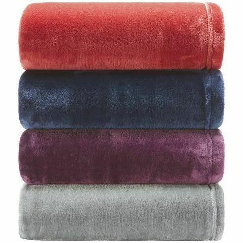 micro plush throw blanket 50 x 60