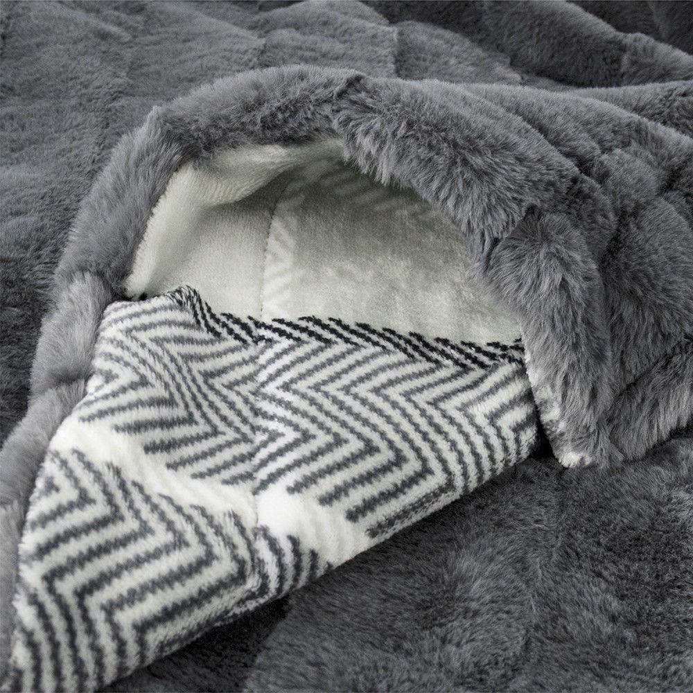 PAVILIA Faux Fur Soft 60