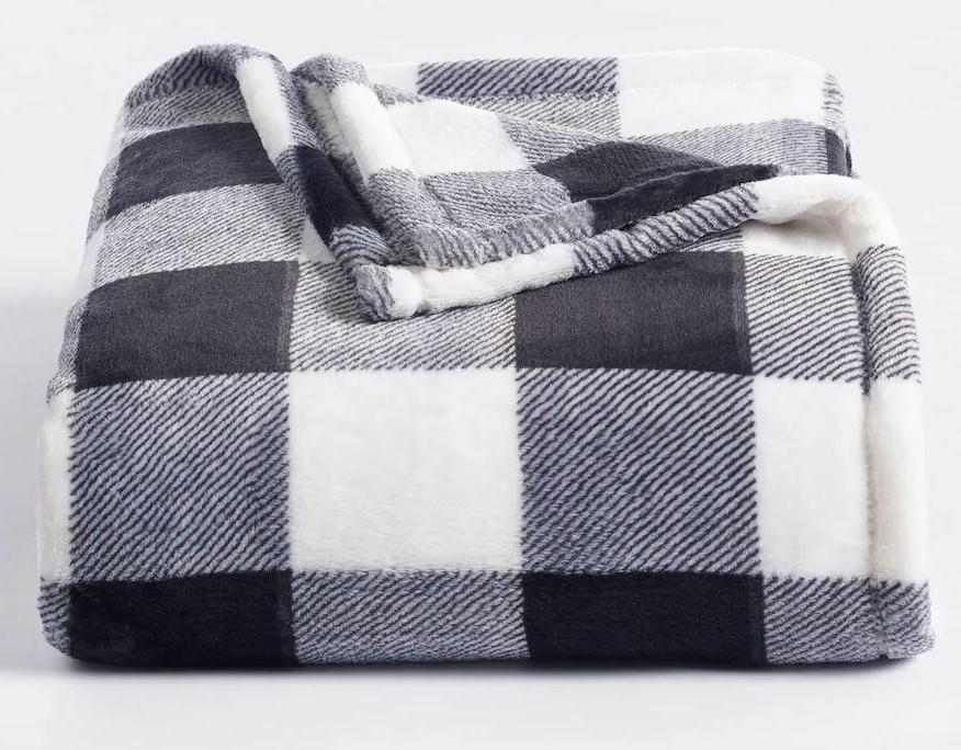 new super soft throw blanket over sized