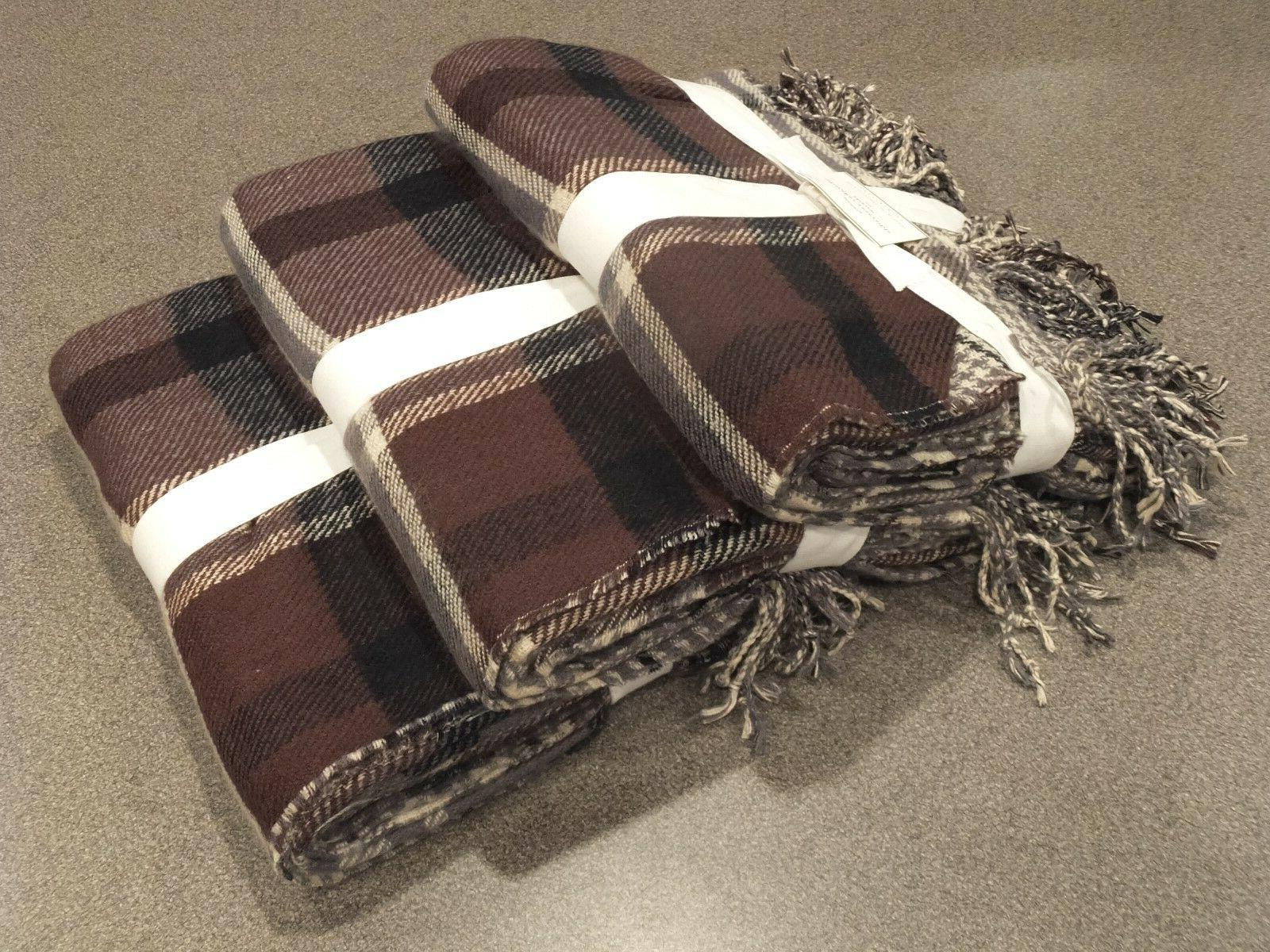 New Plaid Blanket