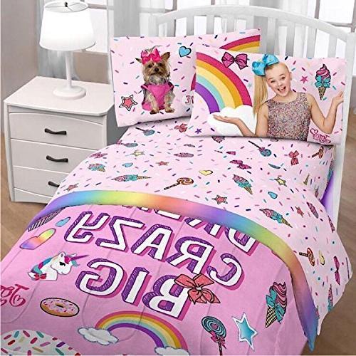 nickelodeon girls twin bedding sheets