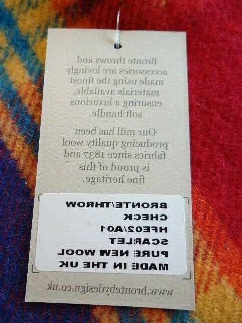 """NWT by Block New Wool x 55"""""""