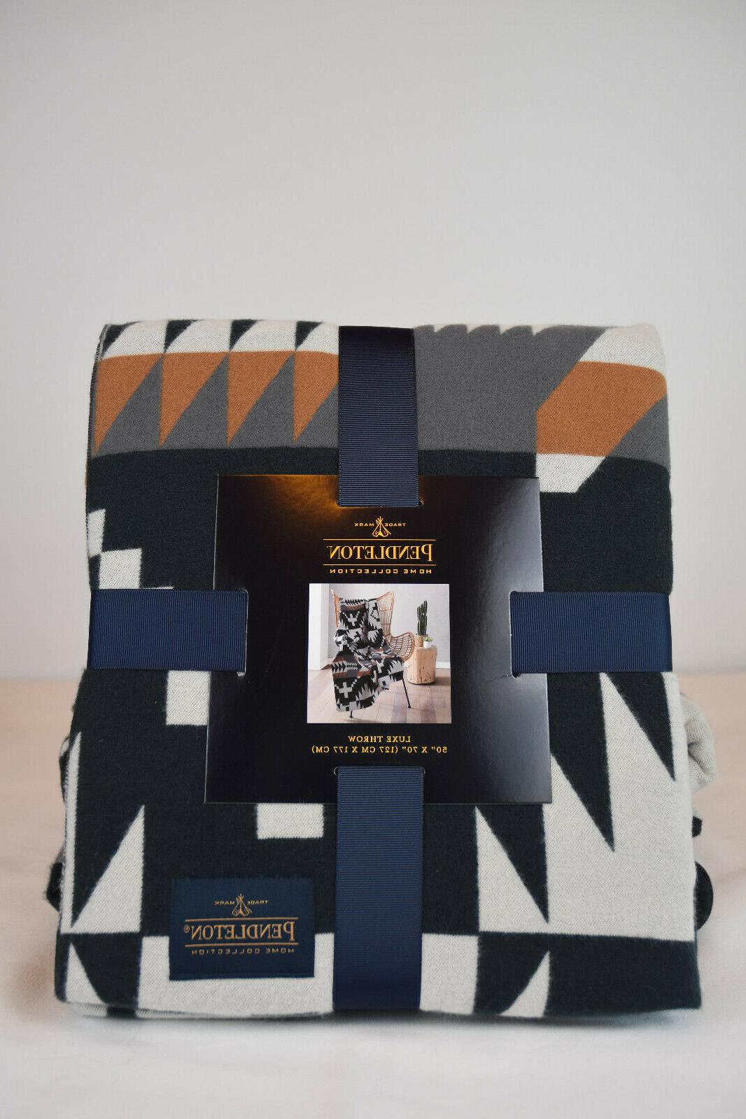 Pendleton Home Collection Luxe Black Multi