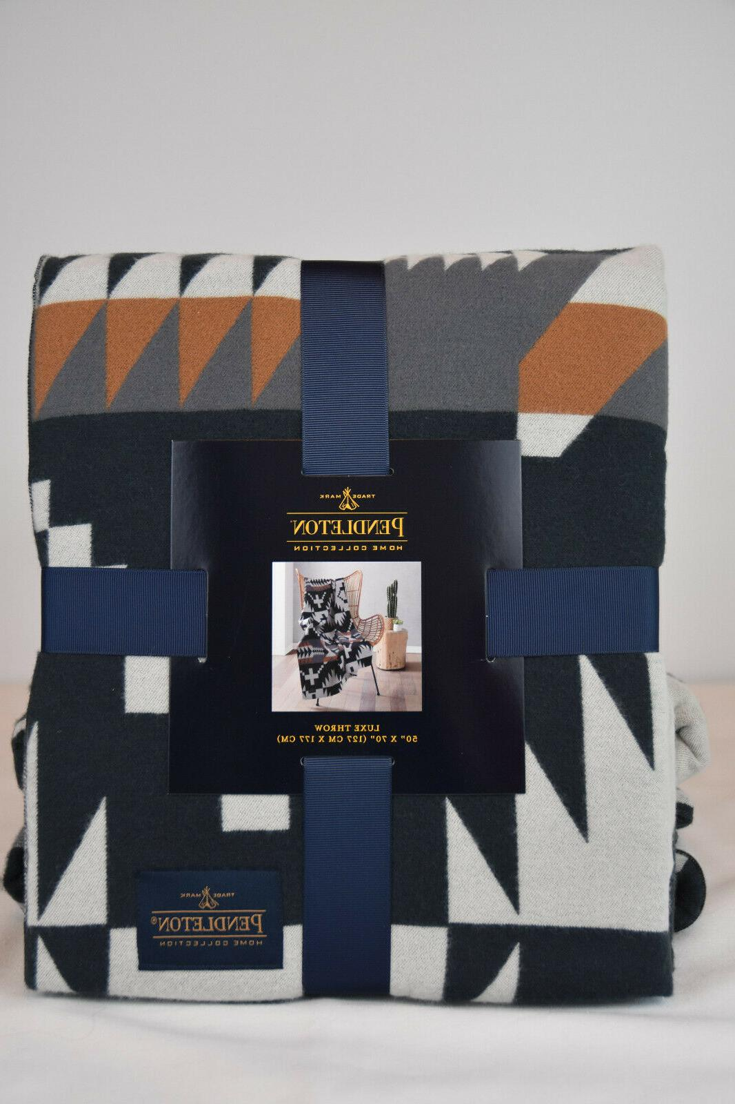 Pendleton Home Collection Throw Luxe Ships USPS Priority