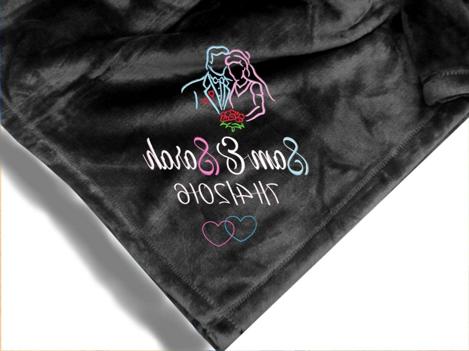 Personalized Blanket w/ Theme