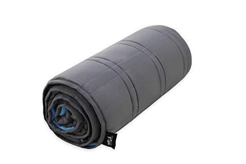 Pine River Blanket -   Ultra Soft Microfiber -   for On Top   Sleep Anywhere