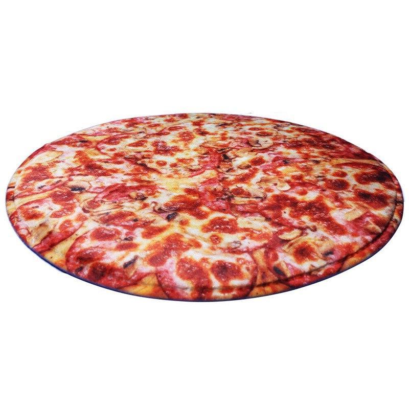"Pizza Burrito 40""/60""/<font><b>90</b></font>"" <font><b>Throw</b></font> 40/60/90CM"