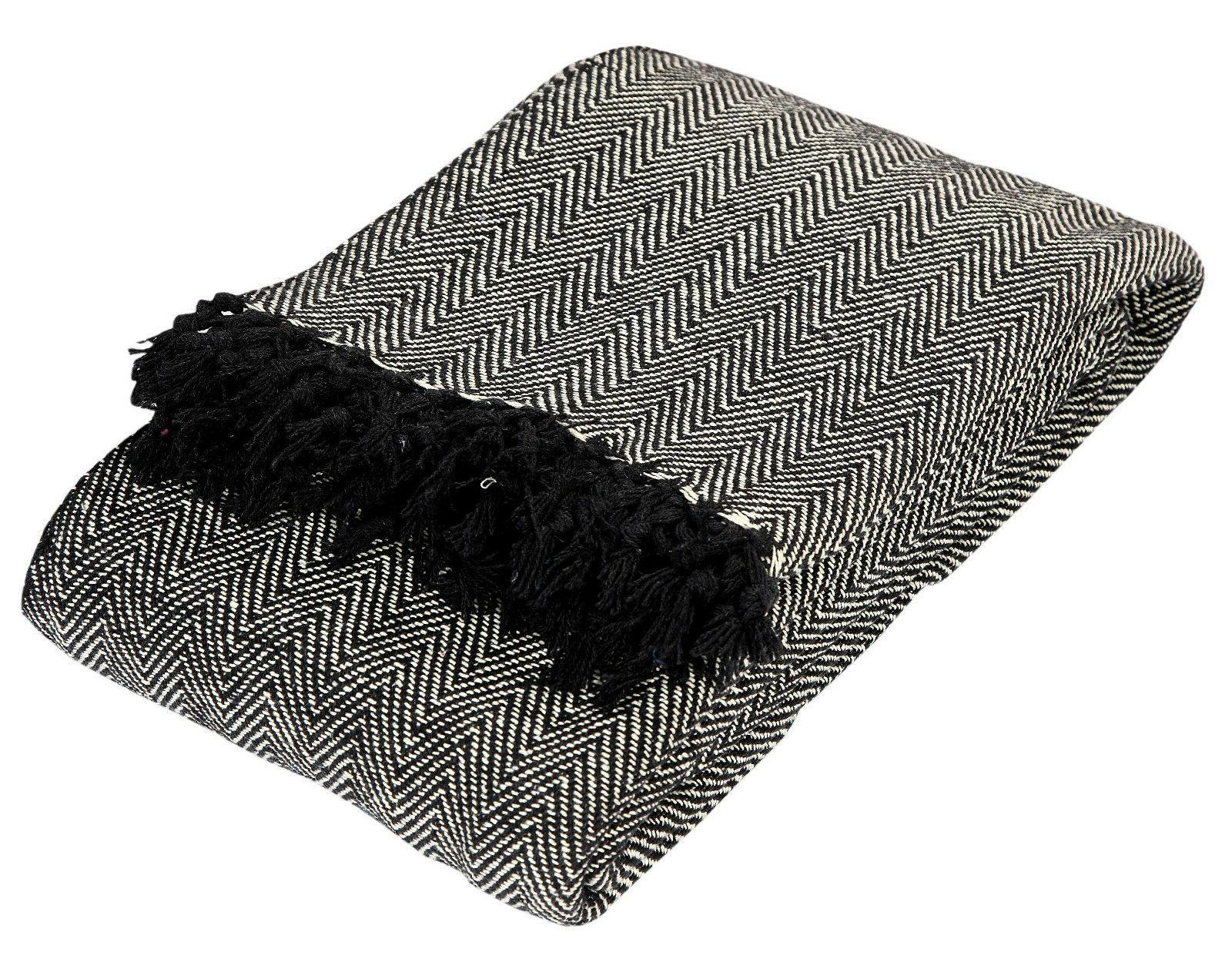 About Home Herringbone Two 100% Cotton