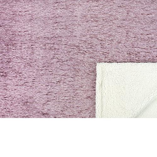 PAVILIA Throw Blanket Sofa | Soft Micro Plush Reversible Throw | Fleece Blanket
